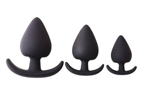 Anchor Butt Plug in 5 Sizes