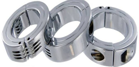 40mm/45mm/50mm Metal Cockring