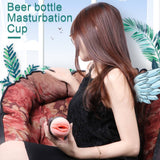 Beer Bottle Masturbation Cup Wifly