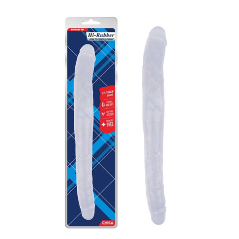 17.8cm Clear Blue Double Dong Chisa