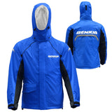 BENKIA Motorcycle Two-piece Raincoat