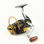 Metal Spinning Fishing Reel 13BB 5.5:1 Spinnning Reel 1000-7000
