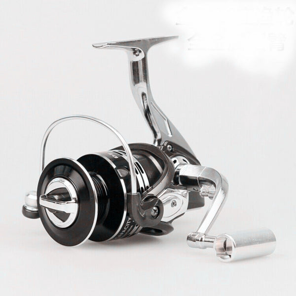 Yumoshi 2000-5000 Fishing reel All metal spool base seat 10+1bb Spinning reel