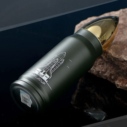 Stainless Steel Bullet Thermos Vacuum Insulated