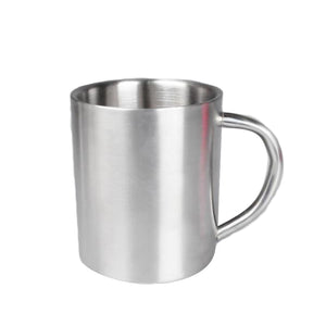 Stainless Steel Mug 220 ML 300ML 400ML
