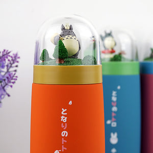Anime Totoro Stainless Steel Mug