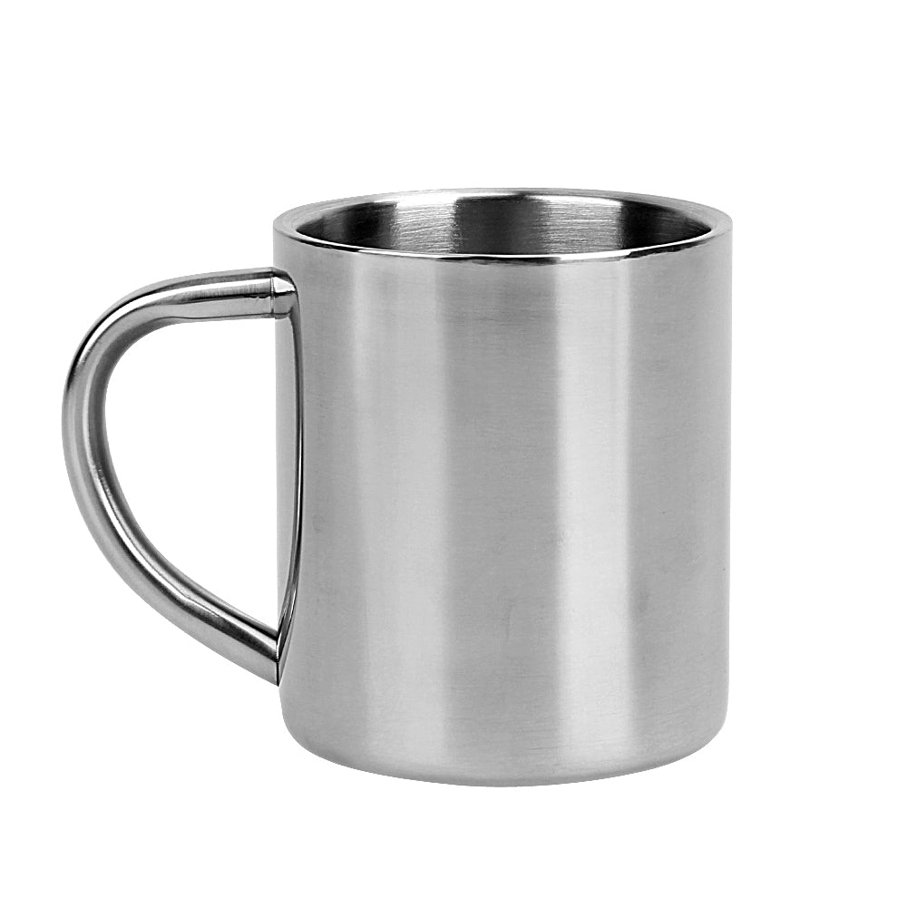 220ml Double Wall Stainless Steel Mug