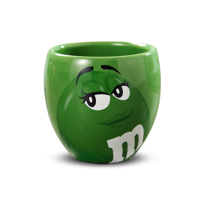 M&M Mug-6 Colors