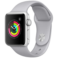 Apple Watch Series 3 GPS with Fog Sport Band - 38mm