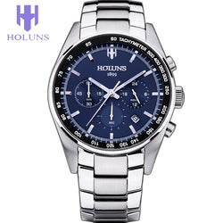Beautiful stainless steel luxury affordable quartz watch for Men