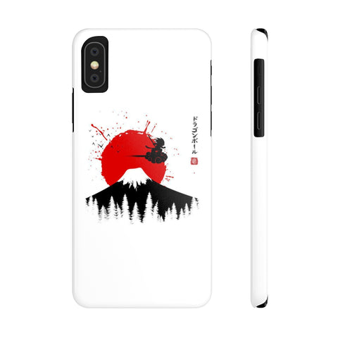 Dragon Ball Kid Goku Nimbus Anime Phone Case - Game Geek Shop