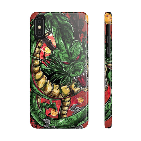 Dragon Ball Shenron God Anime Phone Case - Game Geek Shop