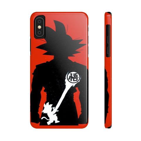 Dragon Ball Goku Portrait Creative Phone Case - Game Geek Shop