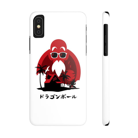 Dragon Ball Master Roshi Anime Phone Case - Game Geek Shop