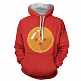 Dragon Ball Krillin Supreme BAPE Hypebeast Hoodie - Game Geek Shop