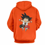 Dragon Ball Kid Goku BAPE Hypebeast Hoodie - Game Geek Shop