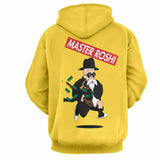Dragon Ball Master Roshi Supreme Hypebeast Hoodie - Game Geek Shop