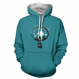 Dragon Ball Goku Minimalist Art Hoodie - Game Geek Shop