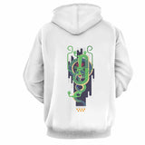 Dragon Ball Shenron Cartoon Design Hoodie - Game Geek Shop