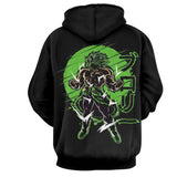 Dragon Ball Broly Legendary Saiyan Anime Hoodie - Game Geek Shop