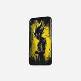 Dragon Ball Powerful Super Saiyan Goku Phone Case - Game Geek Shop