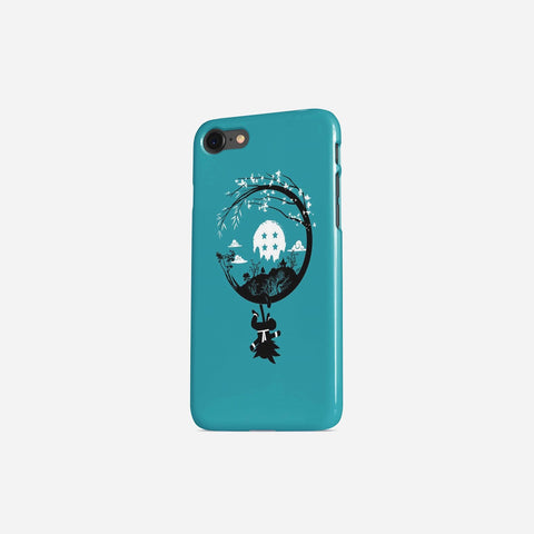 Dragon Ball Goku Minimalist Art Phone Case - Game Geek Shop