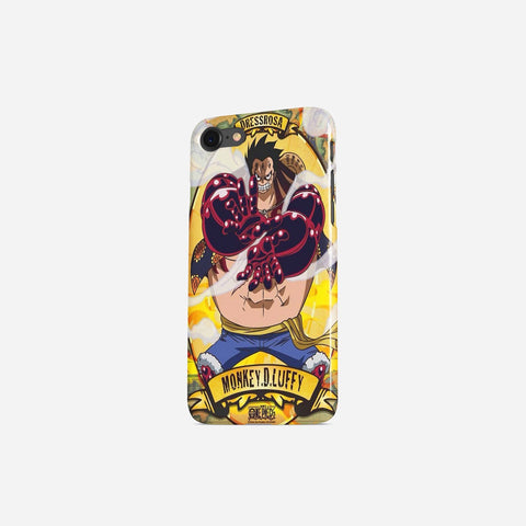 One Piece Dressrosa Luffy Fourth Gear Phone Case - Game Geek Shop