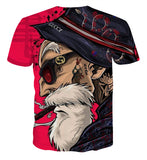 Dragon Ball Master Roshi Gucci Gang T-Shirt - Game Geek Shop