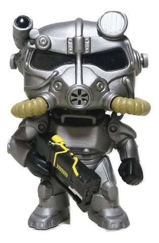 Fallout Power Armor T-60 Chibi Style Cute Gaming Figure - Game Geek Shop