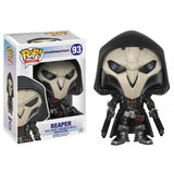 Overwatch Hero Reaper Cute Chibi Design Game Theme Figure - Game Geek Shop