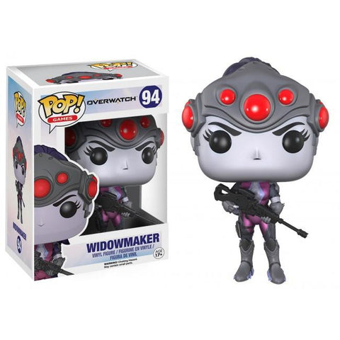 Overwatch Hero Widowmaker Cute Chibi Design Game Figure - Game Geek Shop