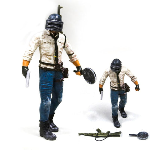 PUBG Battleground Iconic Symbol Game Figure - Game Geek Shop