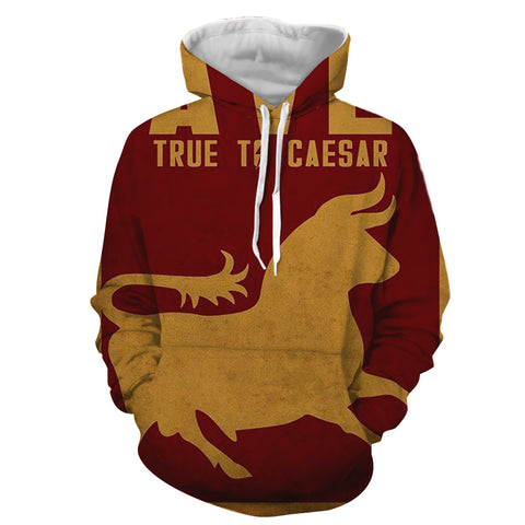 Fallout Caesar's Legion Poster Game Hoodie - Game Geek Shop