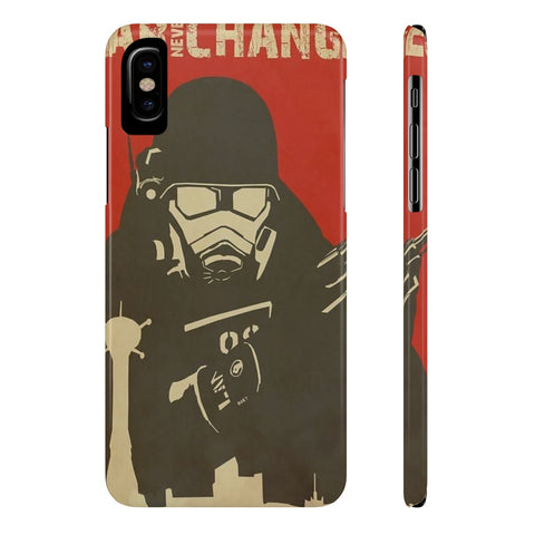 Fallout New Vegas Artwork Game Theme Phone Case - Game Geek Shop