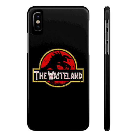 Fallout Deathclaw Jurassic Park Theme Phone Case - Game Geek Shop