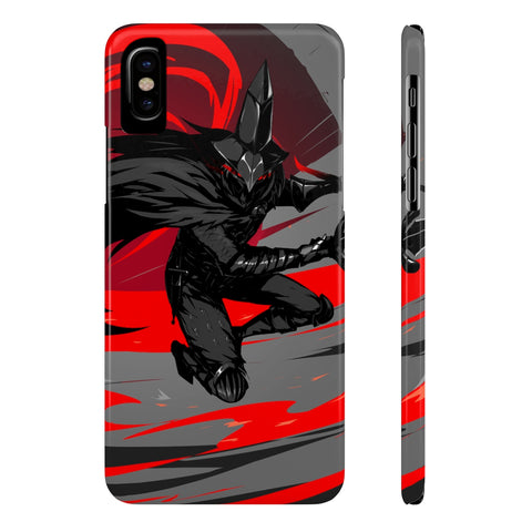 Dark Souls Game Art Design Retro Style Phone Case - Game Geek Shop