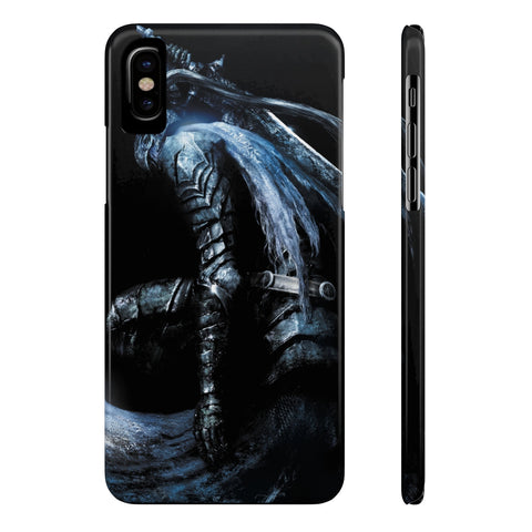 Dark Souls Knight Cool Game Art Phone Case - Game Geek Shop