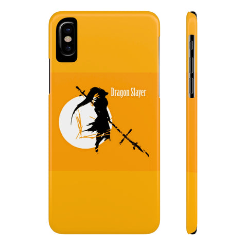 Dark Souls Dragon Slayer Ornstein Phone Case - Game Geek Shop