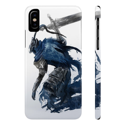 Dark Souls Knight Artorias Phone Case - Game Geek Shop