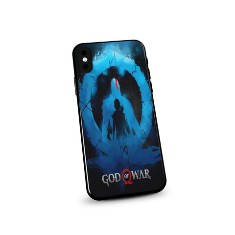 God of War 4 Boy Portrait Design Phone Case - Game Geek Shop