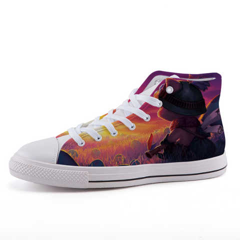 League of Legends LOL Teemo Game Design Sneaker Shoes - Game Geek Shop
