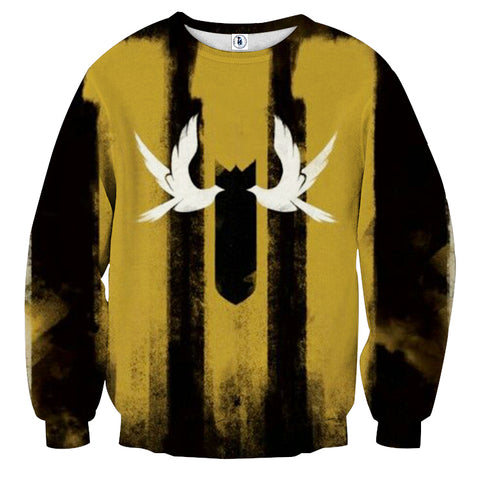 Fallout 4 Vault 111 Game Art Game Theme Sweater - Game Geek Shop