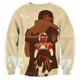 Fallout New Vegas Centurion Game Design Sweater - Game Geek Shop