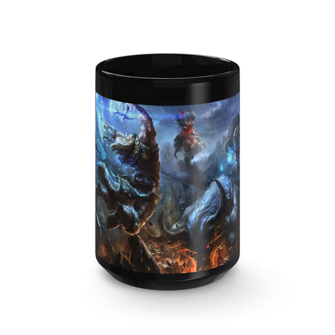 League of Legend Fan Art Game Ceramic Mug - Game Geek Shop