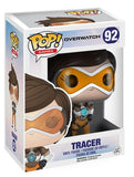 Overwatch Hero Tracer Cute Chibi Design Game Theme Figure - Game Geek Shop