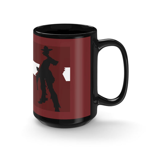 Overwatch McCree Minimalist Design Ceramic Mug - Game Geek Shop