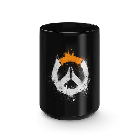 Overwatch Symbol Art Game Design Ceramic Mug - Game Geek Shop