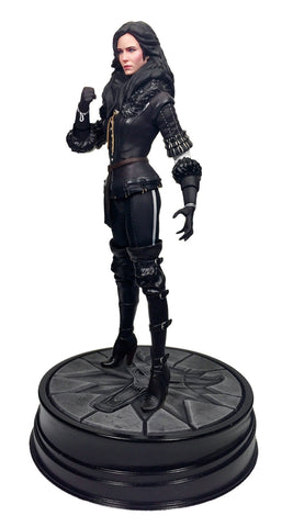 The Witcher 3 Wild Hunt Yennefer Soceress PVC Game Figure - Game Geek Shop