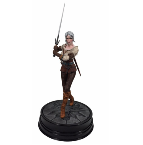 The Witcher Wild Hunt Ciri Collectible PVC Gaming Figure - Game Geek Shop