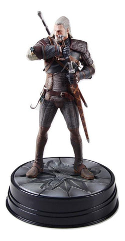 The Witcher Wild Hunt Geralt Monster Hunter PVC Gaming Figure - Game Geek Shop